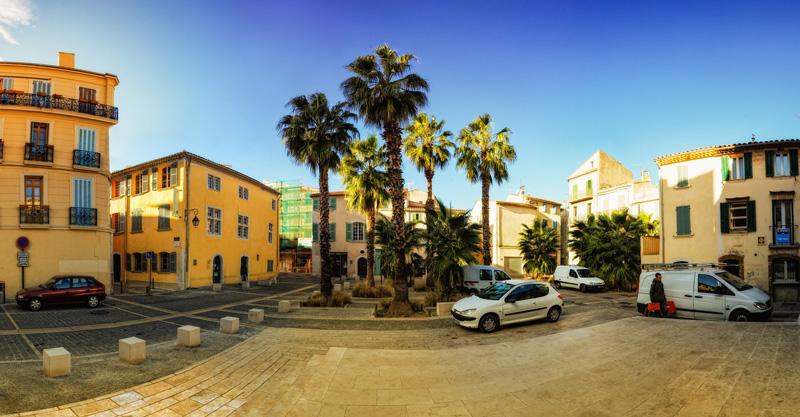 La Place Bourradet - Après